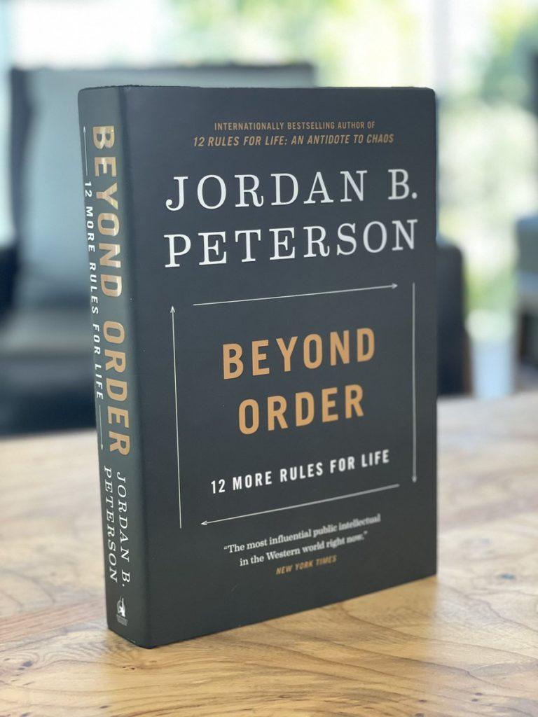 Мысли про книгу Джордана Питерсона «Beyond Order: 12 More Rules for Life» (2021)